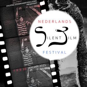 Tóch films op het witte doek tijdens lockdown: Silent Film Festival gaat digitaal door
