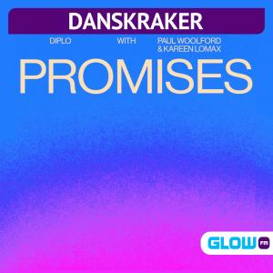 Danskraker 2 oktober 2021: Diplo, Paul Woolford & Kareen Lomax – Promises